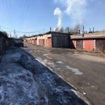 Гараж проходная ул. Комарова (с отоплением), в Череповце