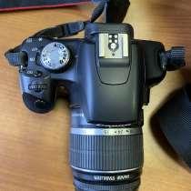 Зеркальный фотоаппарат EOS Canon 500D, в Санкт-Петербурге