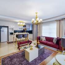Роскошные апартаменты в Аланьи/Махмутлар, в г.Аланья