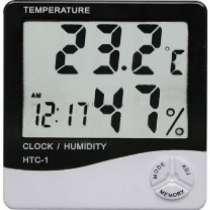 Термометр с гигрометром часы, в Ростове-на-Дону