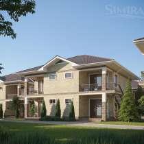 "Продажа апартаментов в ЦО ""Simiram"", в г.Бишкек"