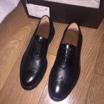 Туфли ботинки мужские, в Москве
