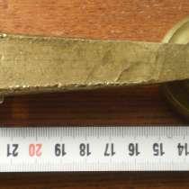 Старинный бронзовый крючок, в Владимире