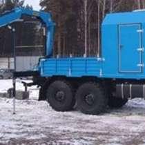 Продам ПРМ, Арок, КАМАЗ-43118,2013 г/в с КМУ, в Нижневартовске