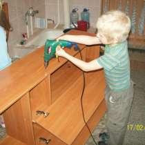 Любые работы по дому чиним-сверлим-прибиваем, в Новосибирске
