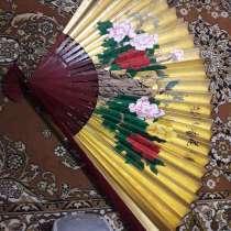 Продам декоративный веер настенный, в Находке