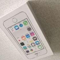 Обсолютно новая коробка от IPhone 5 s, в Заречного