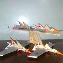 Летающие самолёты с палубы, в Чебоксарах