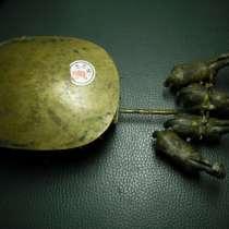Древняя китайская повозка, в Москве
