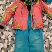 Продам зимний детский комбинезон, в Заволжье