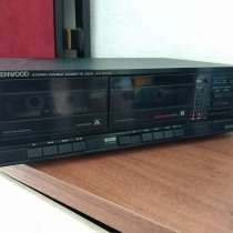 Дека кассетная Kenwood kx-57cw made in Japan, в Симферополе