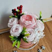 Букет из мыльных роз, в Санкт-Петербурге