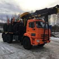 Лесовозы Камаз 2019 в Лизинг Госсубсидия Завод, в Иркутске