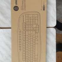 Клавиатура USB Мультимедийная Новая, в Нижневартовске