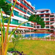 Апартаменты класса люкс в 650м от моря в Анталии Турция, в г.Анталия
