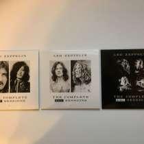 Led Zeppelin / The Complete BBC Sessions / 3-CD new 2016 EU, в Москве
