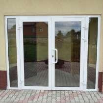 Пластиковые окна и двери, балконы, в Саранске