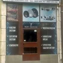 Установка, настройка и ремонт спутниковых антенн, видеонабл, в г.Варна