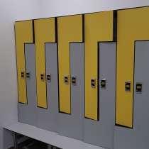 Мебель шкафчики HPL для раздевалок отелей шкафы для бассейна, в Москве