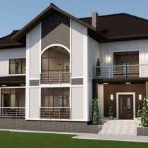 Дизайн и проектирование помещений и фасадов зданий, в г.Брест