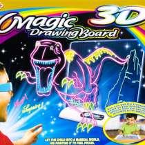 3D Доска Для Рисования Magic Drawing Board, в Ростове-на-Дону