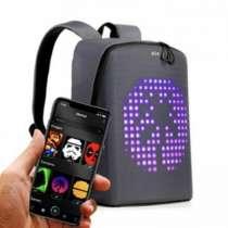 Рюкзак с LED-экраном — это один из трендов молодежной моды, в г.Киев