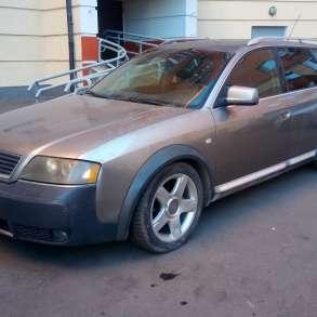 Продаю Audi Allroad, А6, 2001 года выпуска, в Москве