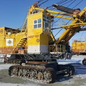 Экскаватор ЭКГ-10, в Красноярске