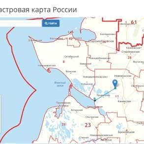 Продаю земельный участок, под ИЖС, рядом с Азовским морем, в Краснодаре