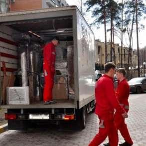 Переезд Газель Грузчики Упаковка, в Тольятти