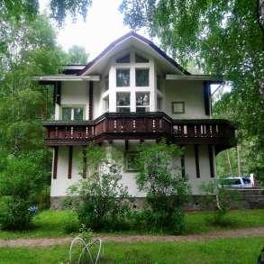 Дом 270 кв. м с участком 25 сот, в Красноярске