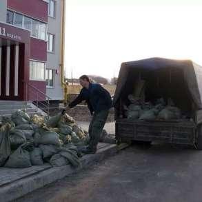 Вывоз строительного мусора, мебели, хлама на свалку, в Смоленске