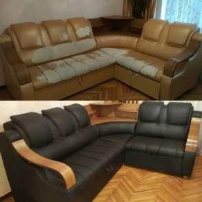 Перетяжка и изготовление мягкой мебели, в Самаре