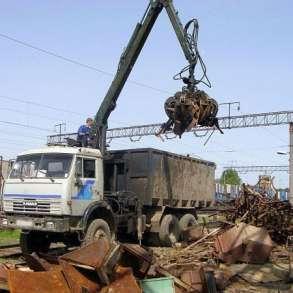 Вывоз металлолома и прием лома, демонтаж лома в Москве и МО, в Москве