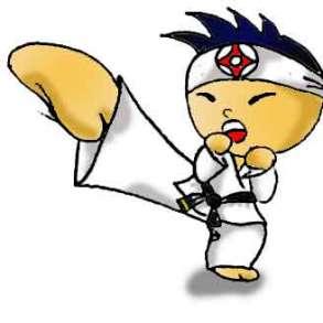 Каратэ kyokushinkai детям. У Вас дома, в Москве