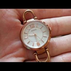 Часы fossil, в Санкт-Петербурге