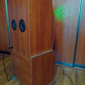 Активная акустическая система Mega Bass 1, в Москве