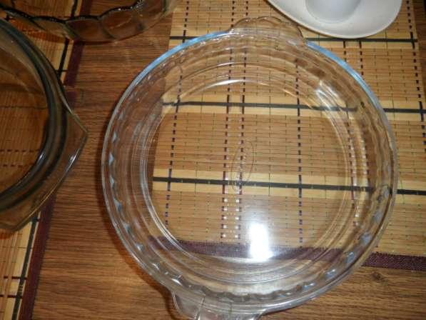 Замечательные посуда из белого фарфора+ стеклянная в Санкт-Петербурге фото 6