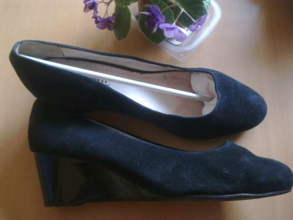 Туфли замшевые р.42 Белвест в фото 6