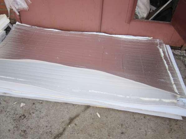 Пенопласт и вспененный полиэтилен размер 120 х 260 х 5 см в Новосибирске фото 4