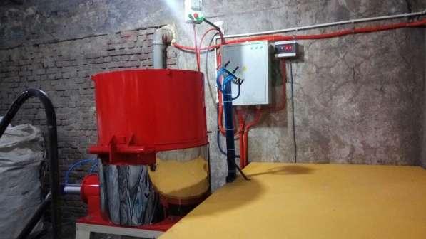 Агломератор (ПОЛУАВТОМАТ) 75 кВт, производительность 300 кг