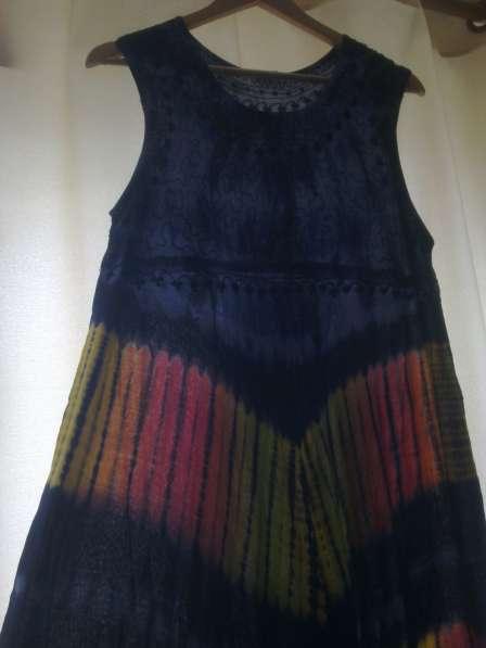 Платье расклешённое новое 50 (XL) в фото 5