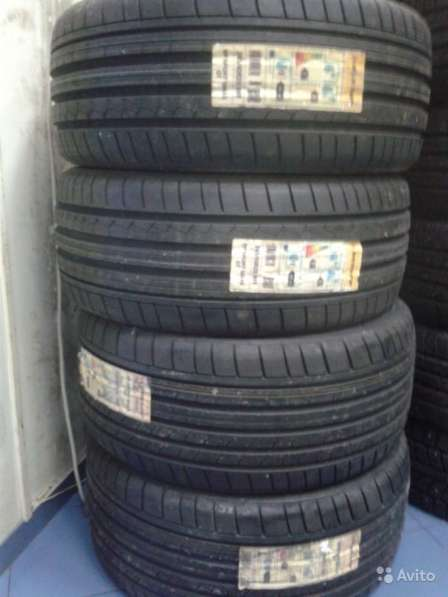 Новые немецкие Dunlop 275 35ZR20 Sport MaxGT