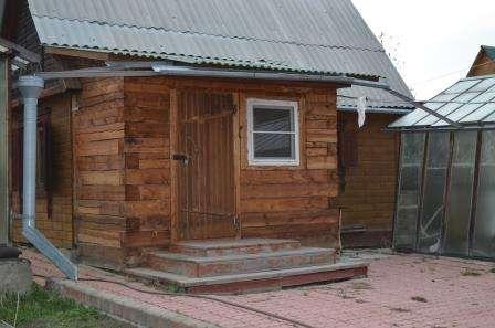 Дом на Байкальском тракте