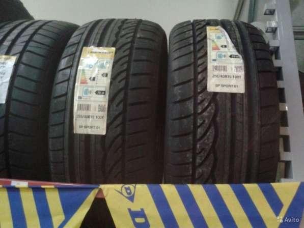 Новые немецкие Dunlop 205 60 R16 Sport 01 AO