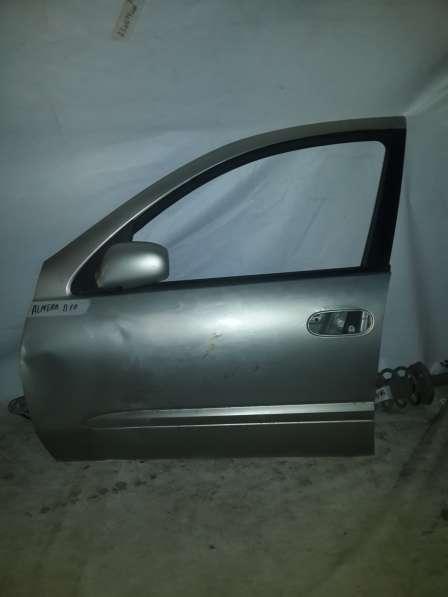 Дверь передняя левая Nissan Almera Classic B10