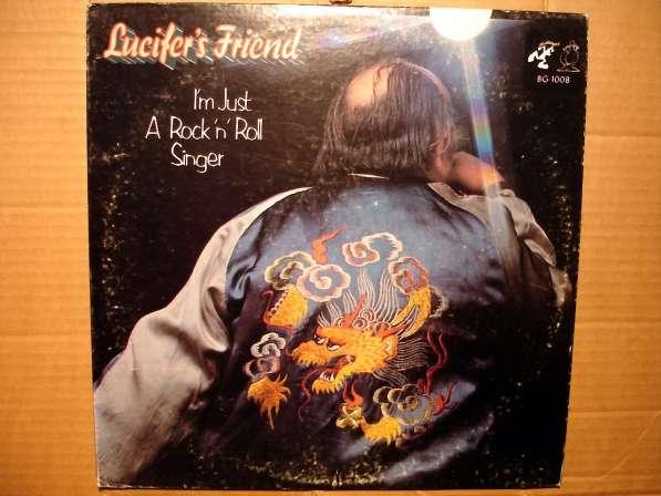 Пластинка Lucifer's Friend – I'm Just A Rock'n'Roll Singer