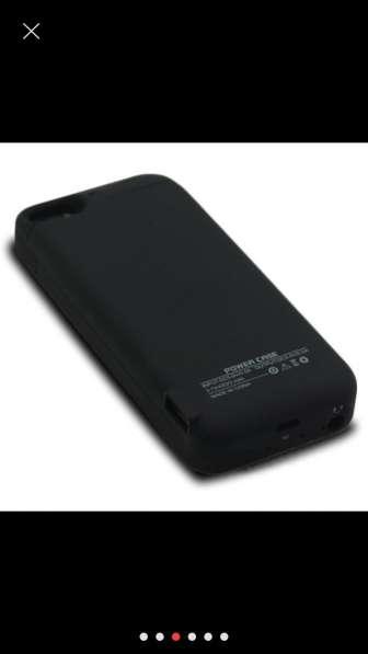 IPhone чехол-зарядка 4200mah