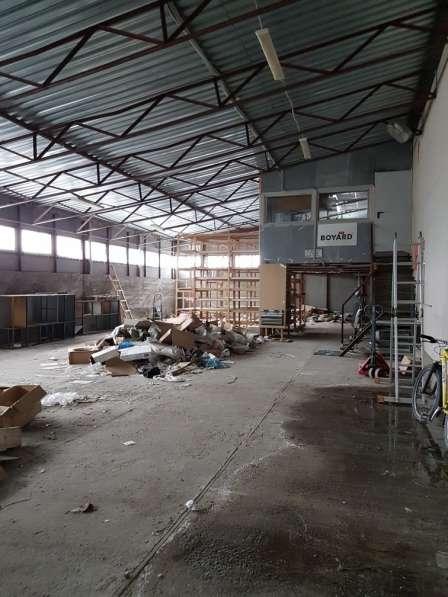 Сдам производство-склад 504 кв. м. в Красногвардейском р-не в Санкт-Петербурге фото 3