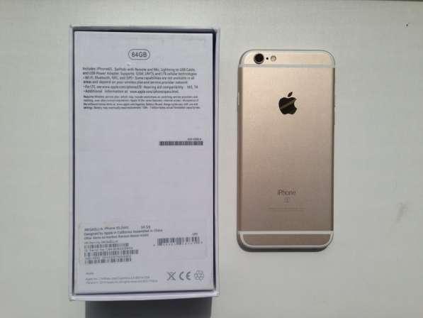 IPhone 6s 64Gb Gold в Москве фото 3